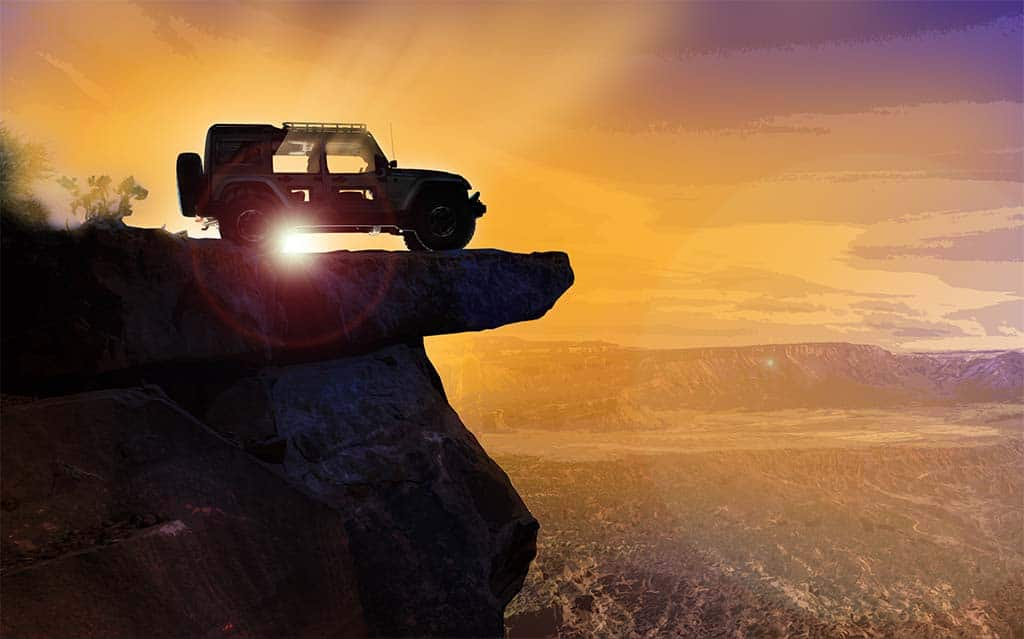 Jeep Goes Forward into the Past with Latest Moab Concepts