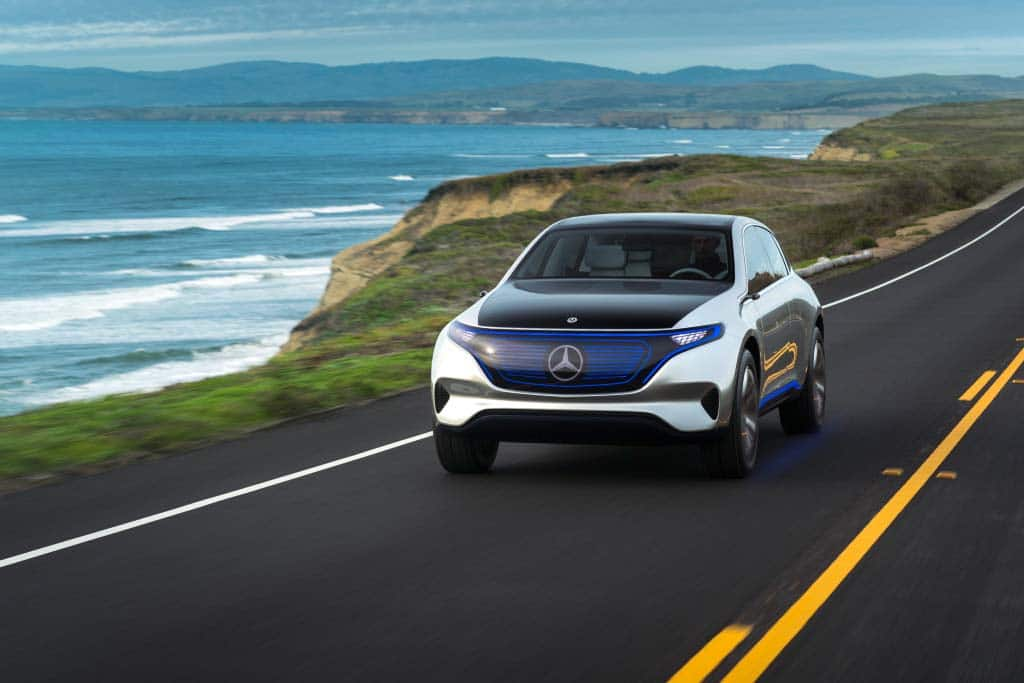 Daimler Charges Up EV Program: Mercedes to Get 10 Electric Models by 2022