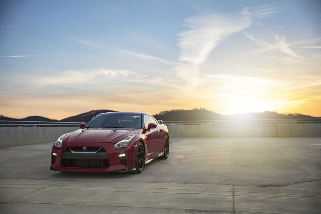 Nissan Hits the Circuit with New GT-R Track Edition