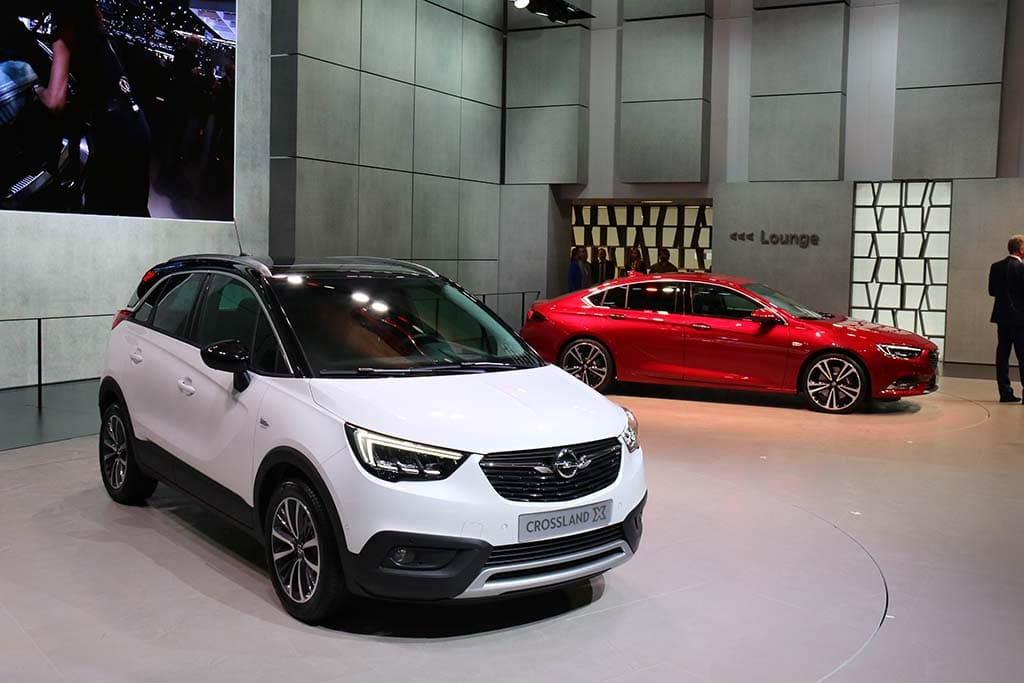 GM announced the Opel  Vauxhall sale just before the opening of the 2017 Geneva Motor Show