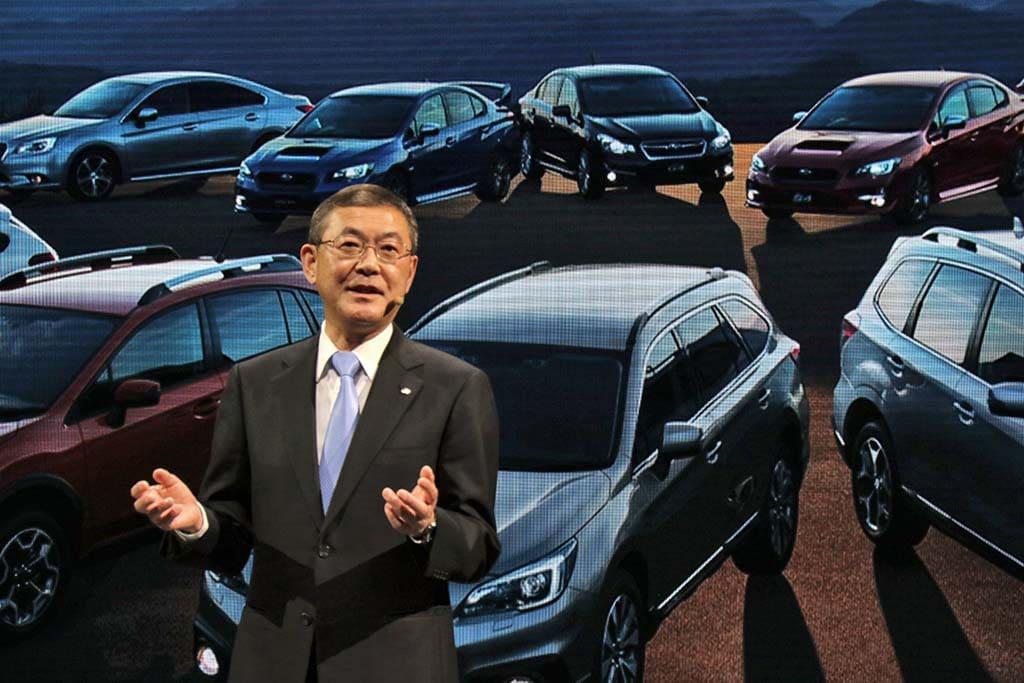 Subarus Now Officially Produced by … Subaru!