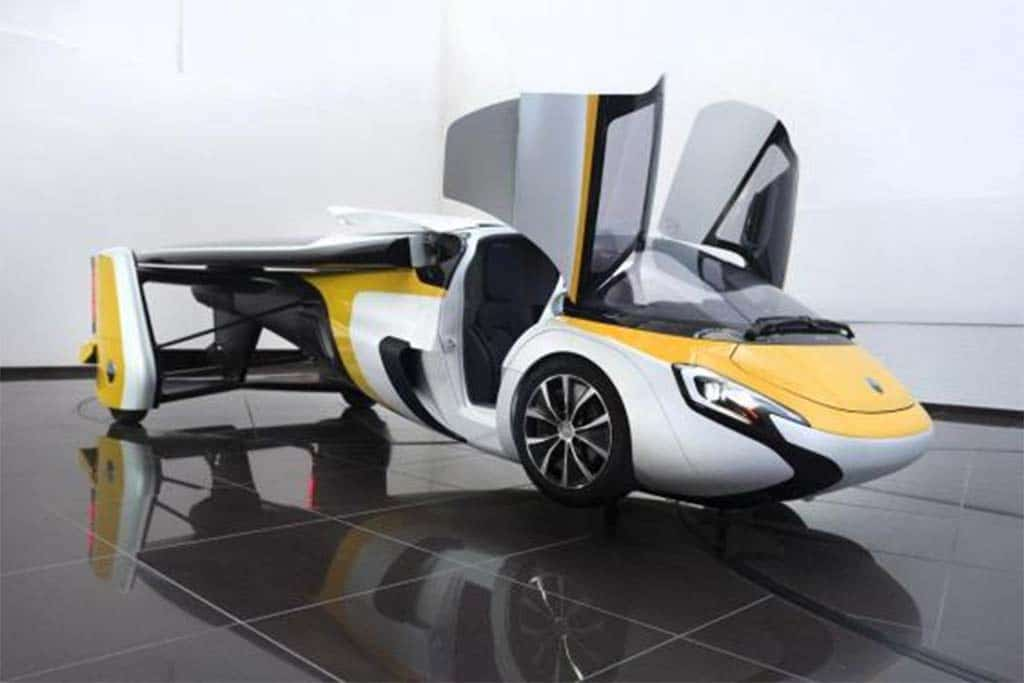 Larry Page invests in another flying car startup