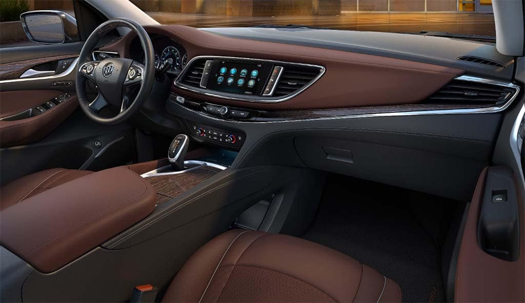 With New Enclave Avenir, Buick Moves Big SUV Upscale ...