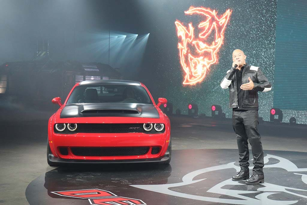 At 840 HP, New Dodge Demon is World\'s Fastest Production Car ...