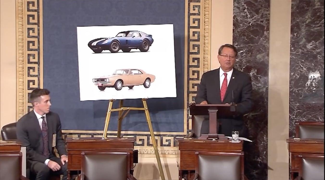 Senate Bill Gives Carmakers More CAFE Credits