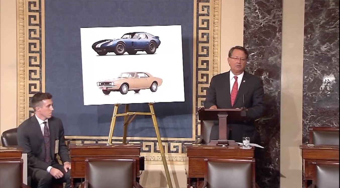 Senators Drop Partisanship, Introduce National Historic Vehicle Register Act