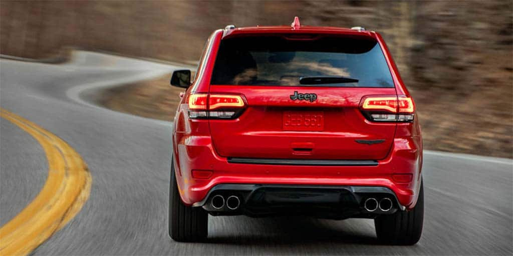 jeep s 707 hp grand cherokee trackhawk revealed. Black Bedroom Furniture Sets. Home Design Ideas