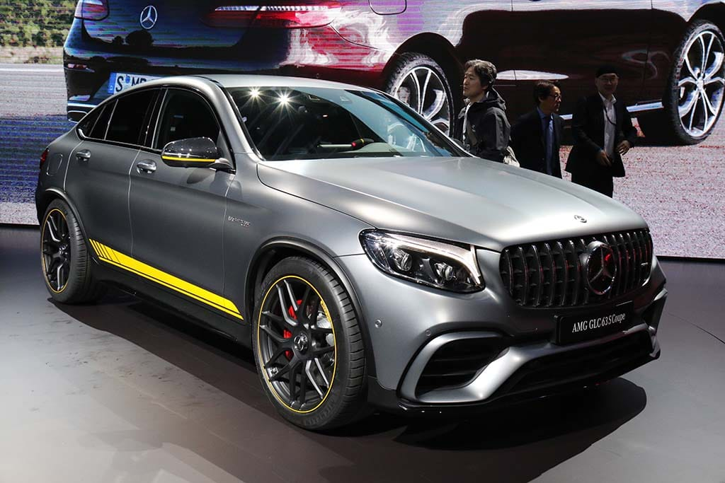 Mercedes Keeps Riding the SUV Boom with AMG Offerings ...
