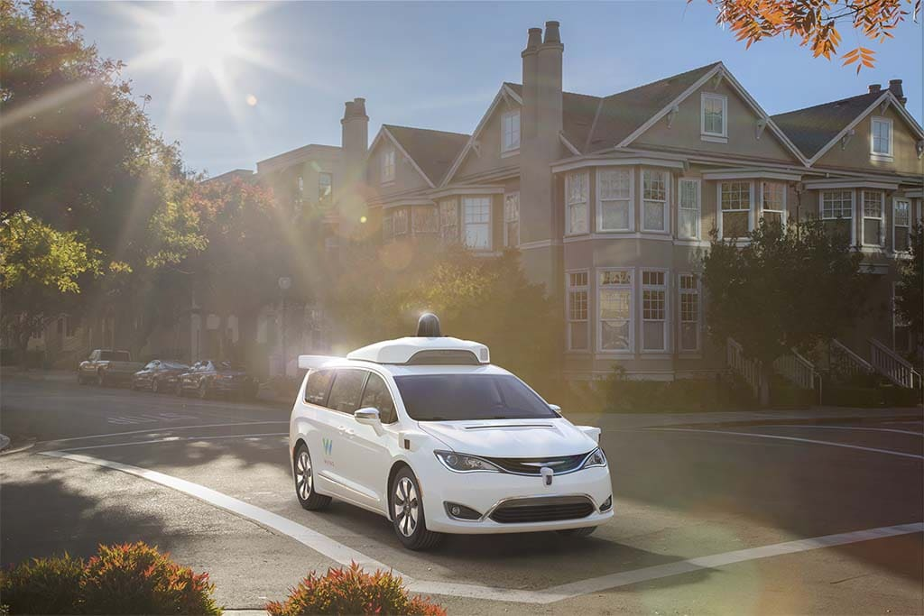 Waymo Gives Lo-Down on Autonomous Vehicles