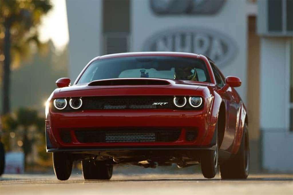 2018 Dodge Demon to Start at $84,995   TheDetroitBureau.com