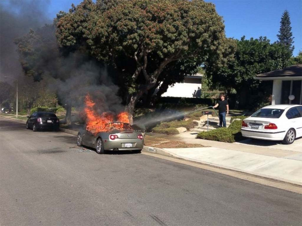 Bmw Takes Heat Over Vehicle Fires Thedetroitbureau Com