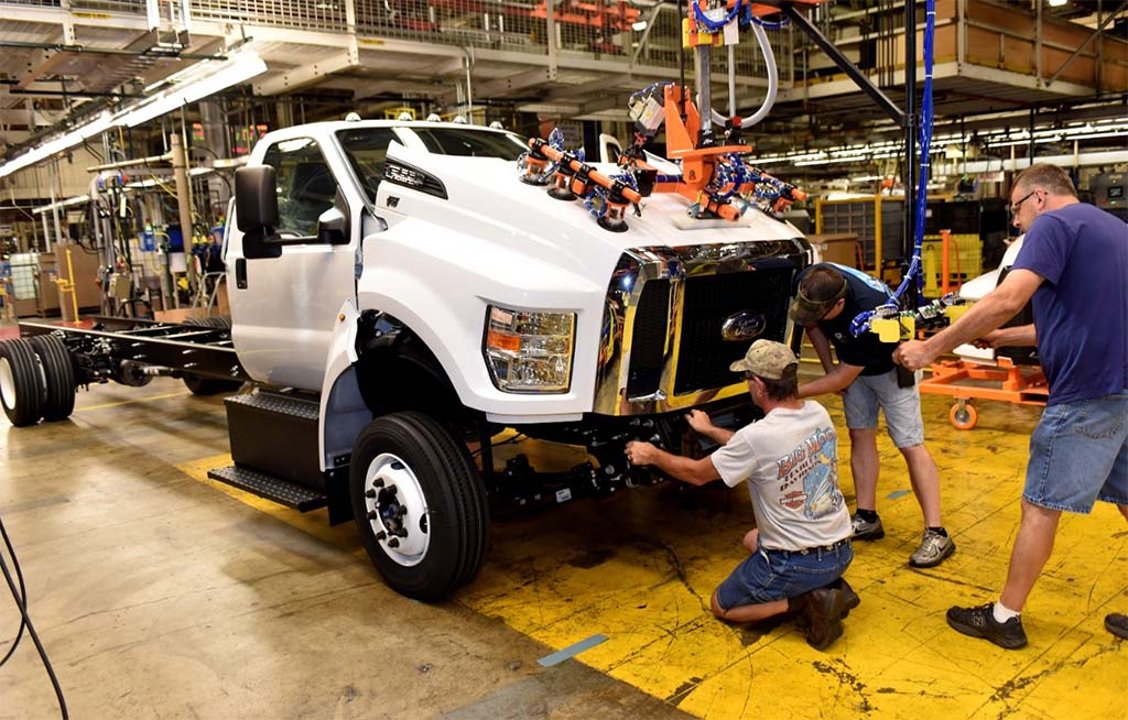 UAW Accusing Ford of Reneging on Ohio Plant Commitments