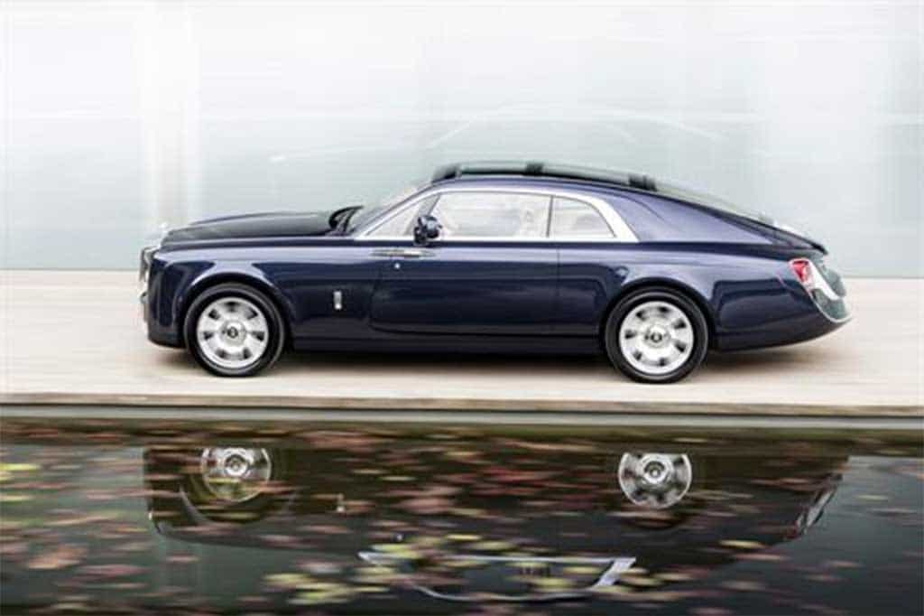 Does Rolls-Royce Sweptail Mark Revival of Custom Coachbuilding?