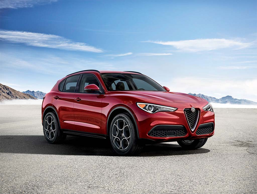 first drive 2018 alfa romeo stelvio. Black Bedroom Furniture Sets. Home Design Ideas