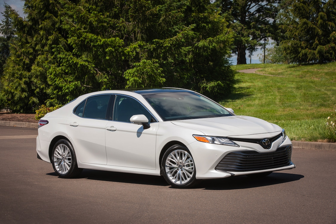 Is Toyota Next to Pare Back its Passenger Car Line?