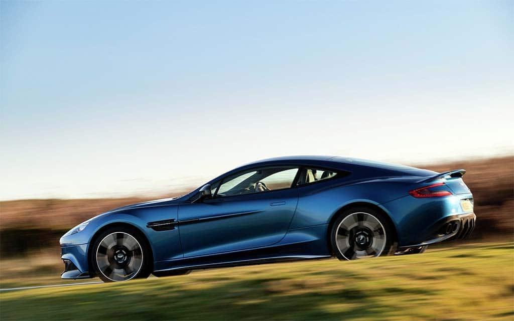Aston S