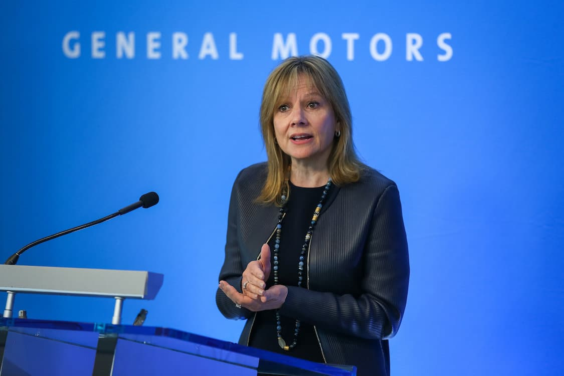 GM plans to cut sedan production, continue shift toward trucks and SUVs