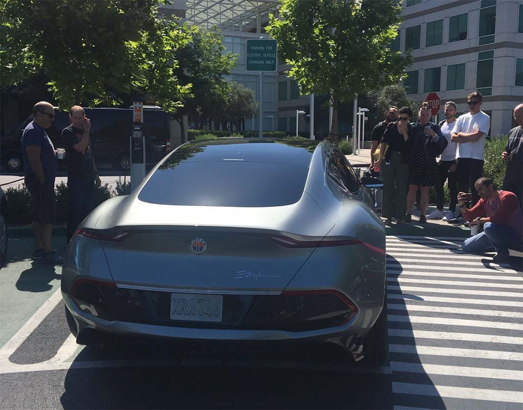 Why Is Apple Checking Out Fisker's Emotion?