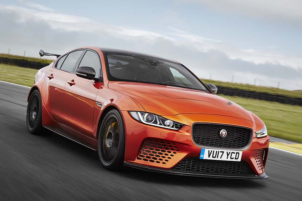 Jaguar Unveils XE SV Project 8 – Its Most Powerful Street Model Ever