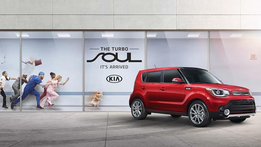 Baby, Kia Has a Turbocharged Soul