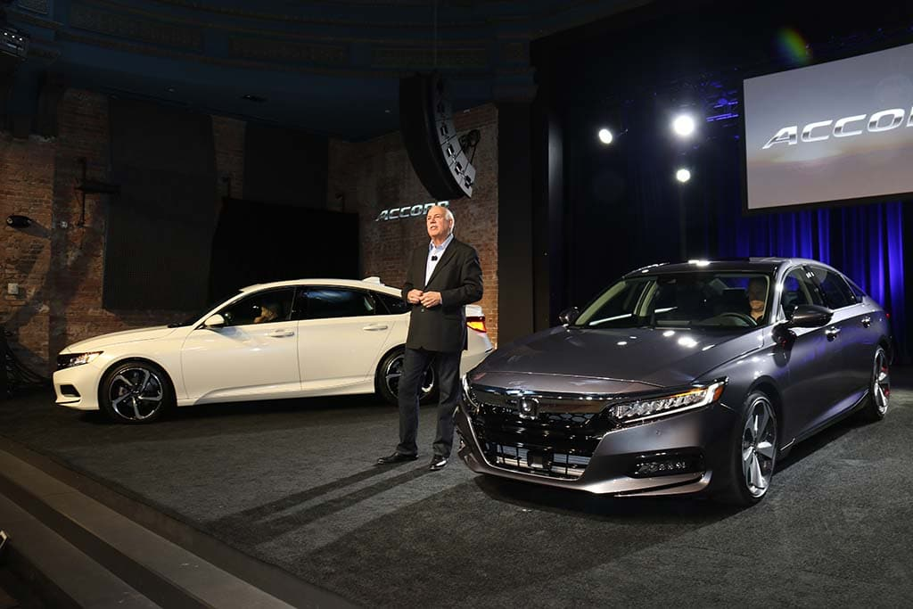 Honda invests $267 million for new Accord model, will add 300 jobs