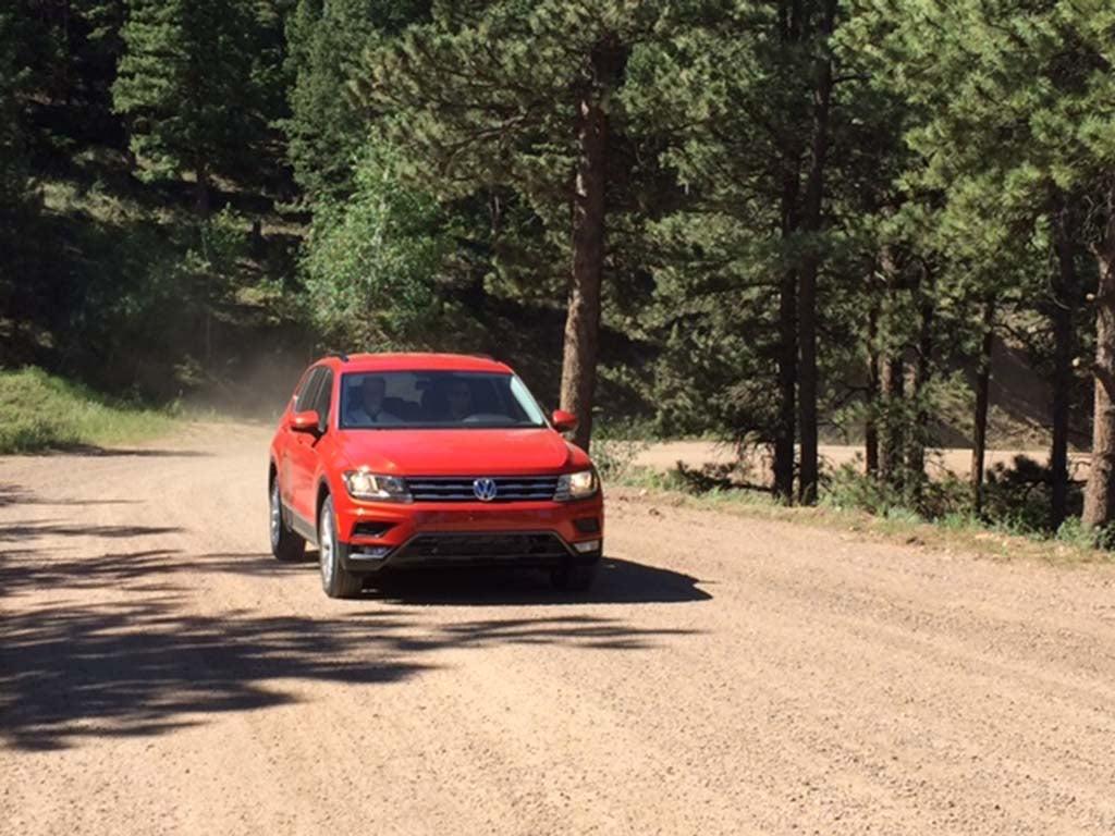 First Drive: 2018 Volkswagen Tiguan