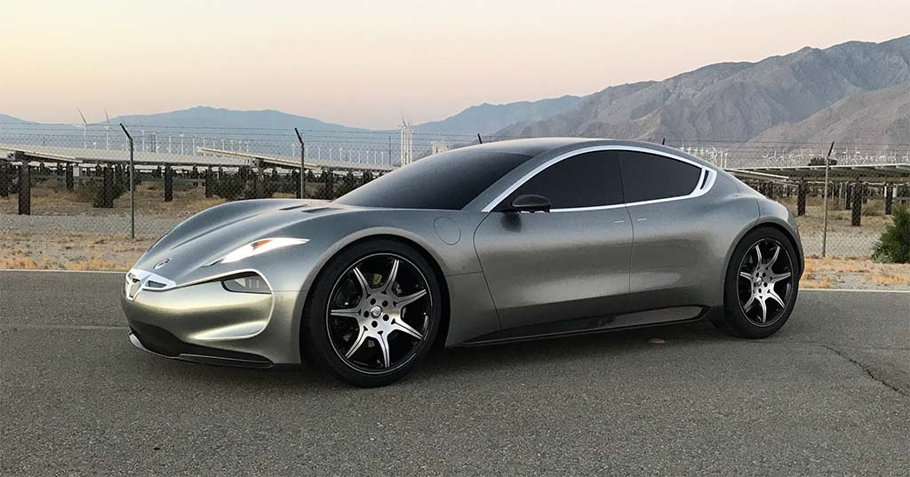 Fisker Changes Direction With eMotion Battery Car ...