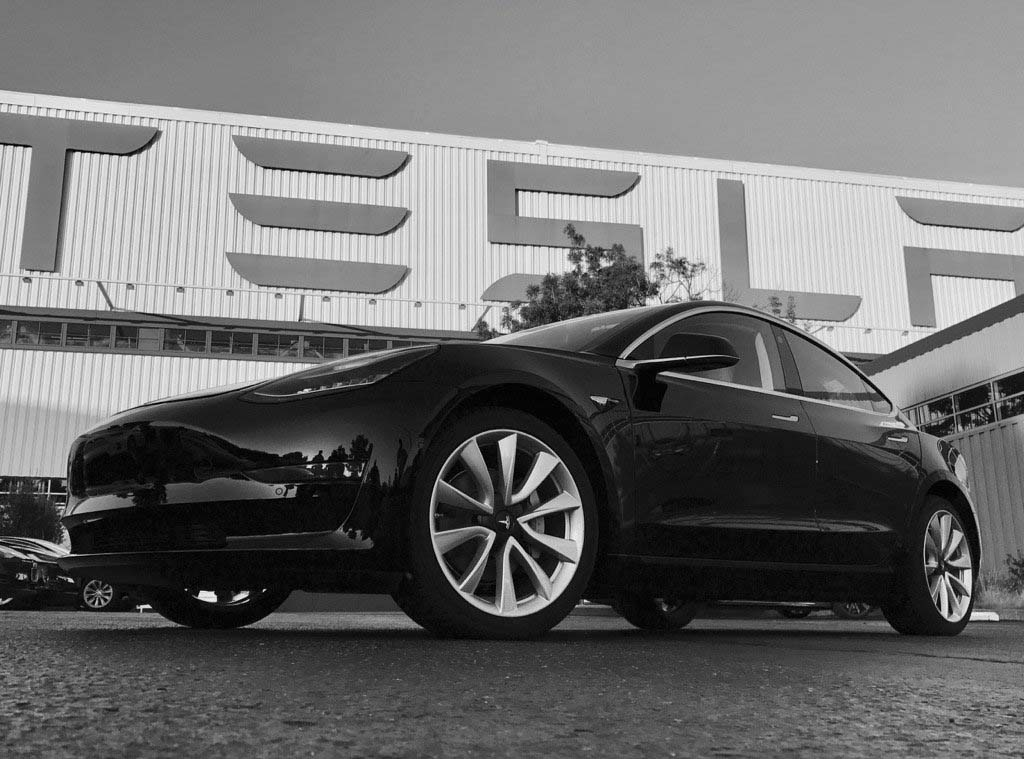Missing Delivery Estimates by Half, Tesla Model 3 Has an Uncertain Fate
