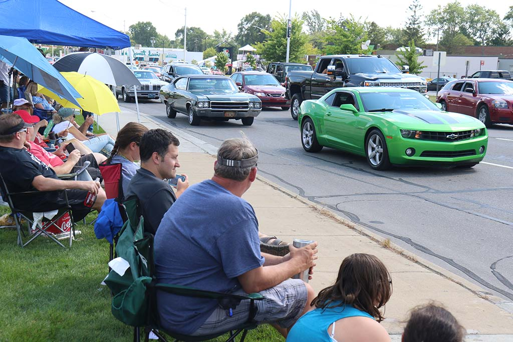 Woodward Dream Cruise Put to Bed Until 2021
