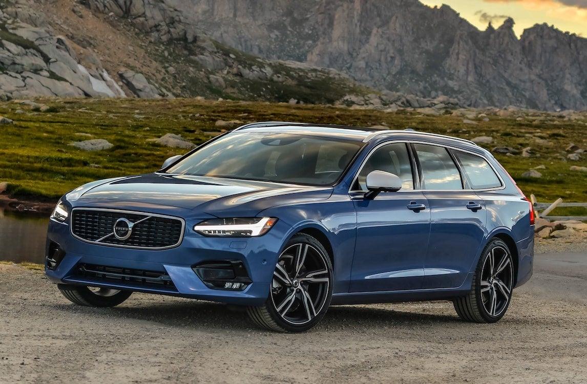 First Drive: 2018 Volvo V90 R-Design | TheDetroitBureau.com