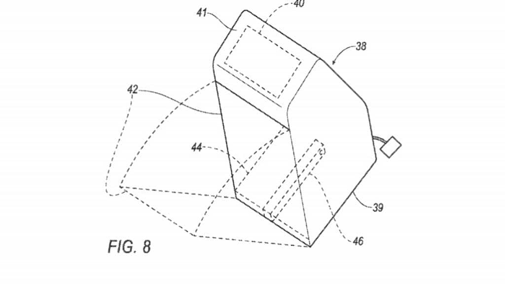 Ford Patent Shows How Autonomous Cars Steering Wheel Pedals Could