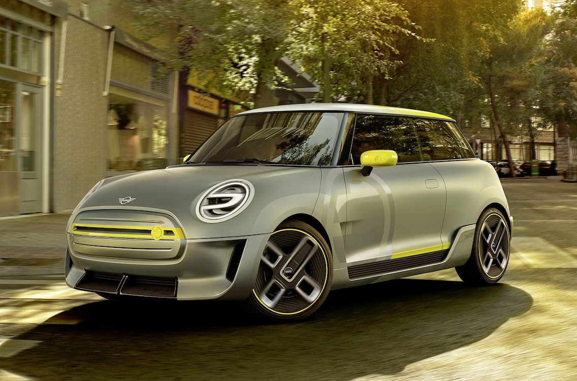 Mini Set to Unveil New EV in Frankfurt