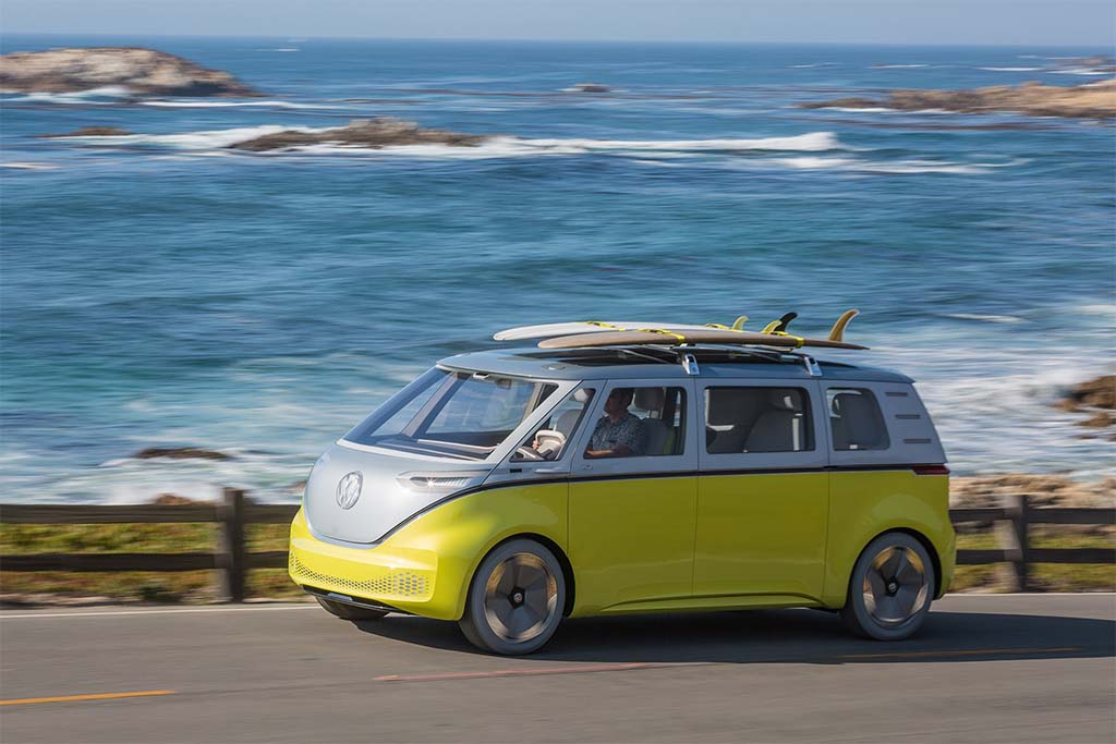 VW Delays Launch of ID.Buzz Electric Microbus by a Year