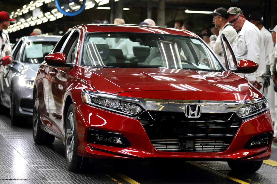 Honda Motor Co. Sees Q2 Earnings Jump 2.6%, Offering $915M Stock Buyback