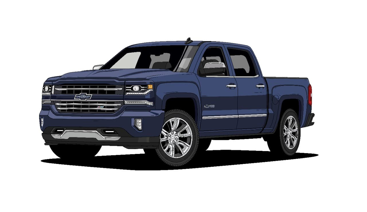 Chevy Marks 100 Years of Pickups With Two Special Centennial Editions
