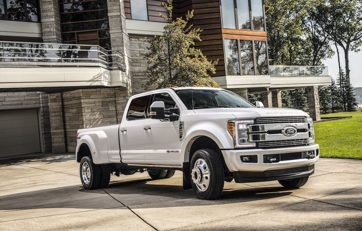 Pricing on New Ford Super Duty Limited Approaches $100K