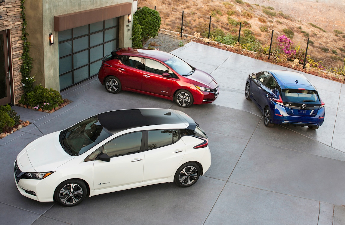 All-new Nissan Leaf unveiled with more power and bigger range