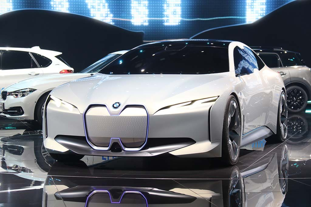 The Bmw I Vision Dynamics Concept