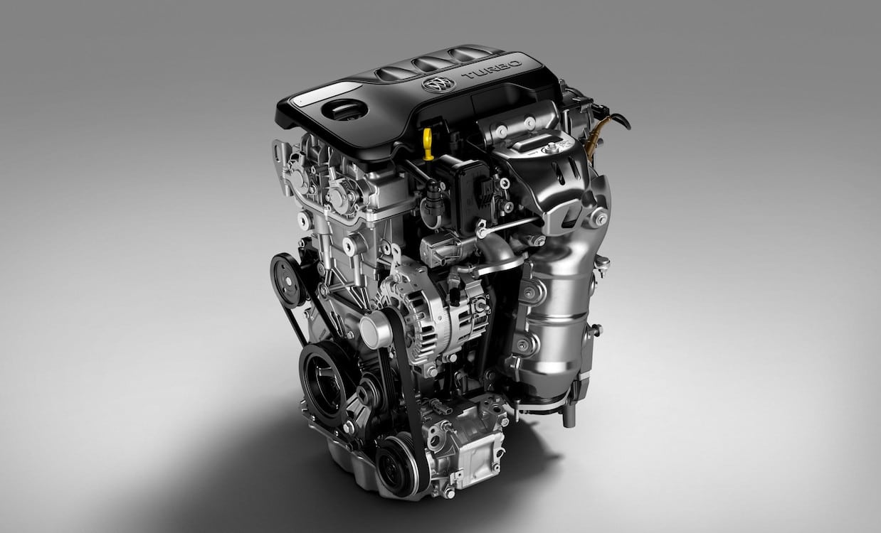 GM Launches 1.0-T Engine in China