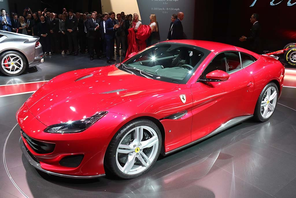 Ferrari Makes it Official with Frankfurt Debut of New ...