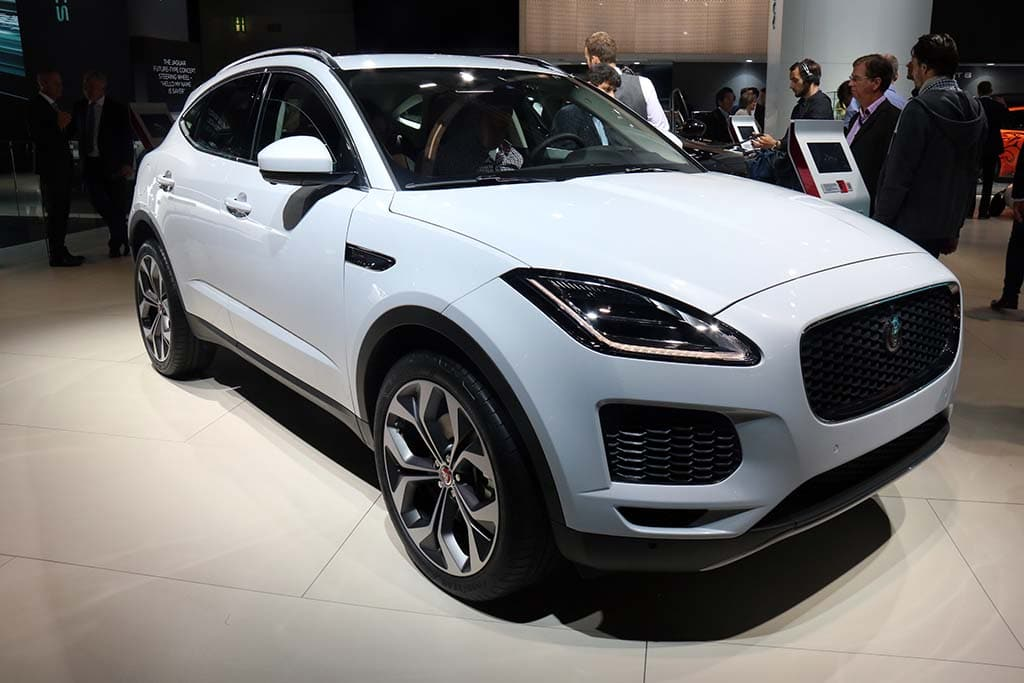 Jaguar Land Rover Shopping for Another Brand?