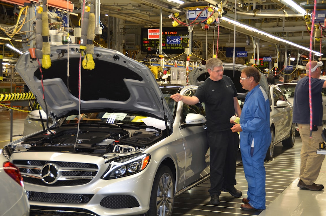 Mercedes-Benz Ending C-Class Production in Alabama