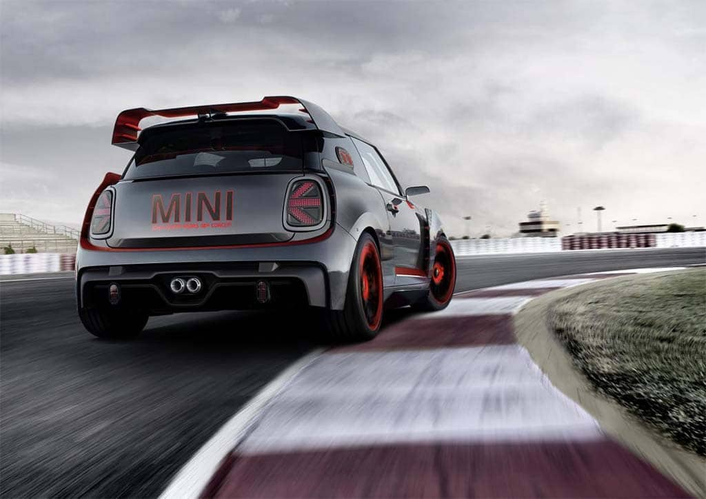 New Mini Cooper GP Concept Revealed Ahead Of Frankfurt Motor Show Debut