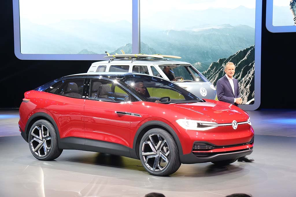 VW Expects to Sell 22 Million EVs Over Next Decade