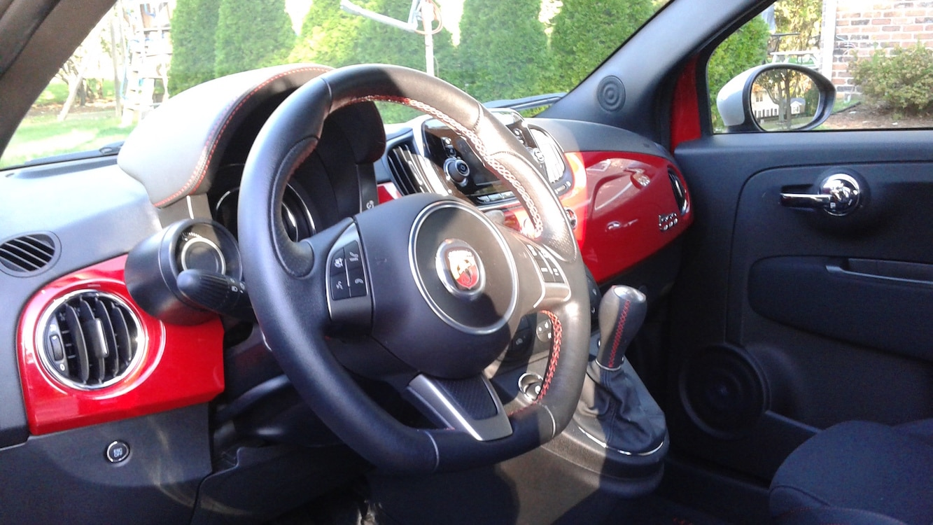 first drive 2017 fiat 500 abarth