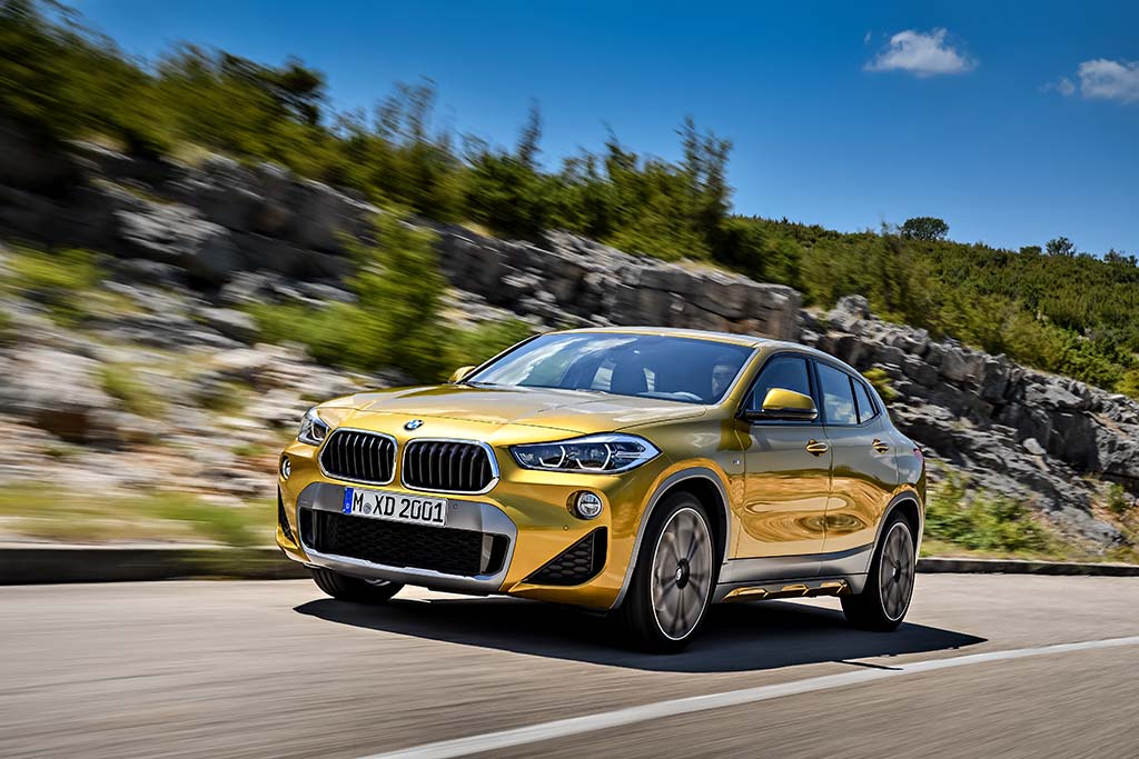 First Look 2018 Bmw X2 Thedetroitbureau Com