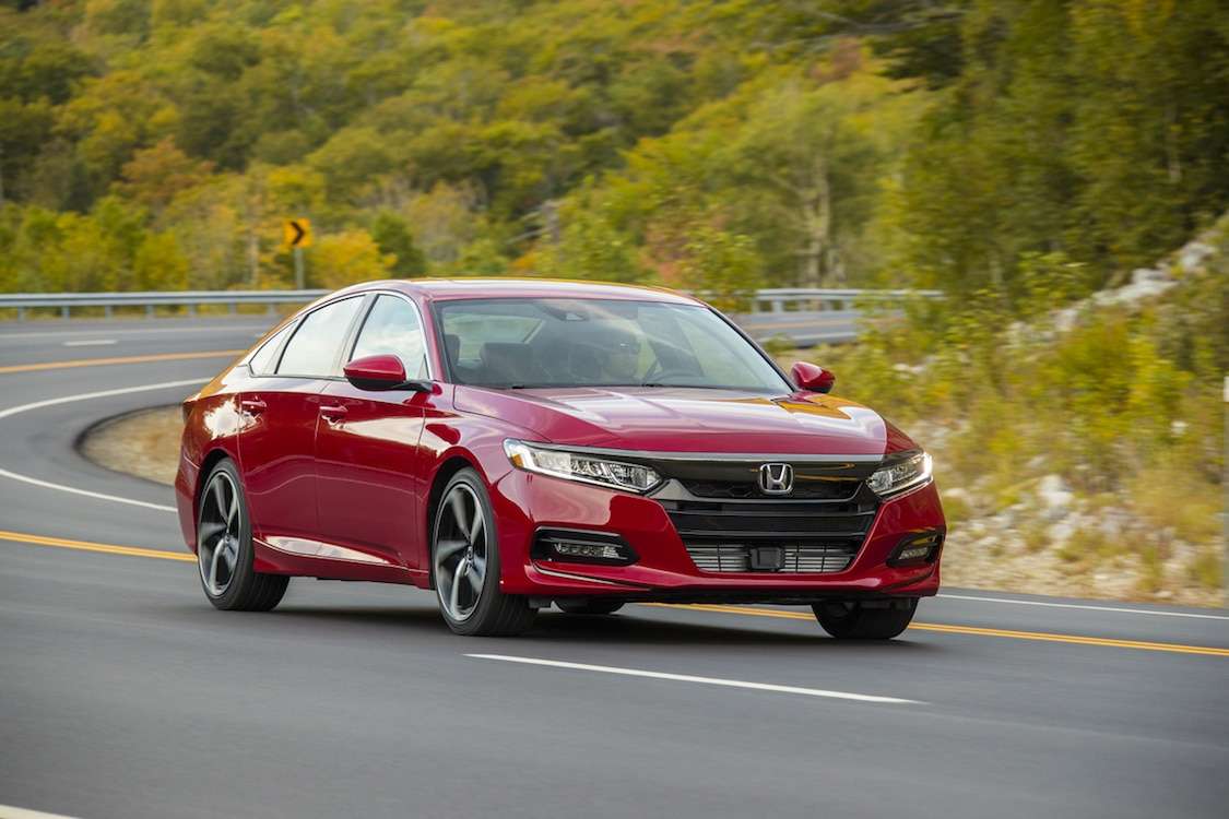 Honda Slashing Production of Accord, Civic as Passenger Car Sales Keep Tumbling