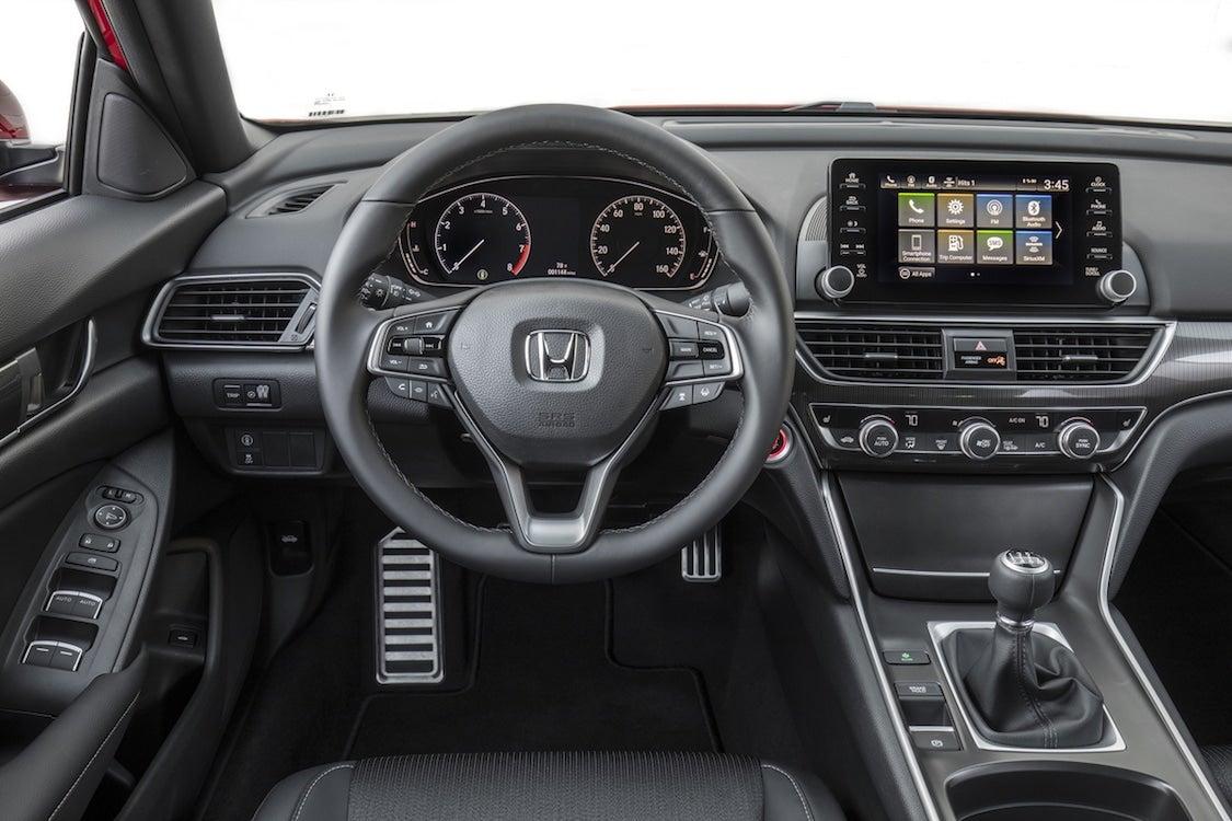 First Drive 2018 Honda Accord Thedetroitbureau Com