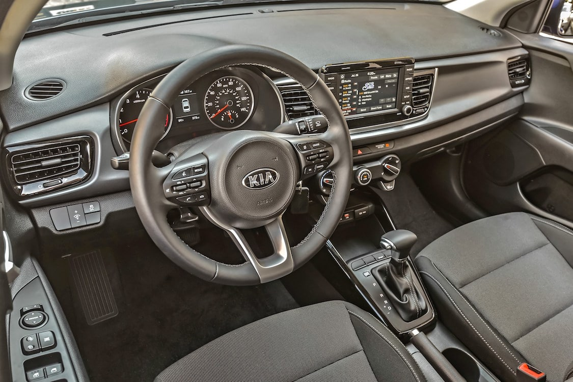 First Drive: 2018 Kia Rio | TheDetroitBureau.com