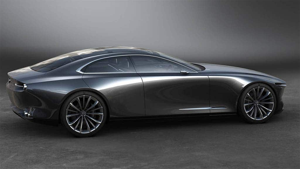 Is Mazda Planning to Bring Vision Coupe Concept – and New Engine Line — to Life?